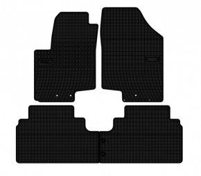 Gummi Fußmatten für HYUNDAI ix20 4-teilige 2010-