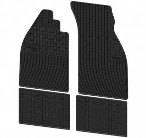 Gummi Fußmatten für VOLKSWAGEN VW GARBUS 4-teilige 1938-2001