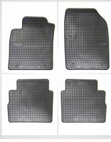 Gummi Fußmatten für OPEL VECTRA 4-teilige 2008-