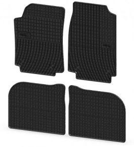 Gummi Fußmatten für AUDI 100 4-teilige 1990-1994