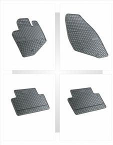 Gummi Fußmatten für VOLVO S80 4-teilige 1998-2006