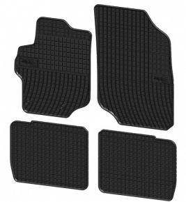 Gummi Fußmatten für PEUGEOT 301 4-teilige 2012-