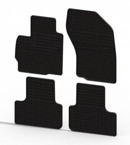 Gummi Fußmatten für CITROEN C4 4-teilige 2012-
