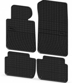 Gummi Fußmatten für BMW 3 4-teilige 1998-2007