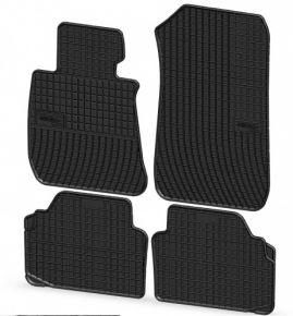 Gummi Fußmatten für BMW 3 4-teilige 2005-2012