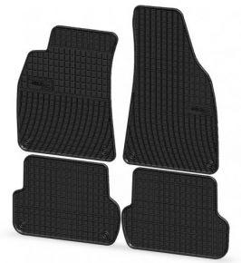 Gummi Fußmatten für AUDI A4 4-teilige 2000-2007