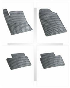 Gummi Fußmatten für HYUNDAI i10 4-teilige 2013-