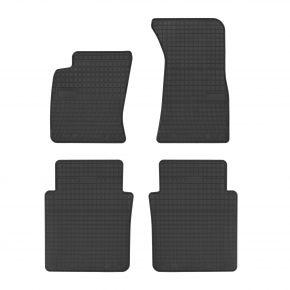 Gummi Fußmatten für AUDI A8 D3 LONG 4-teilige 2002-2009
