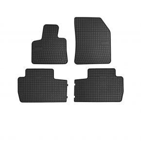 Gummi Fußmatten für PEUGEOT 5008 II 4-teilige 2017-up