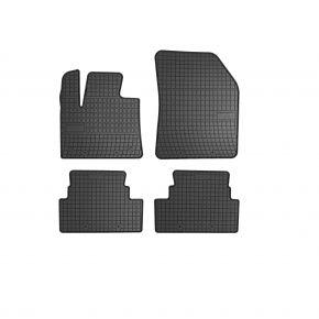 Gummi Fußmatten für OPEL GRANDLAND X 4-teilige 2017-up