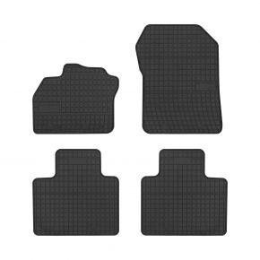 Gummi Fußmatten für RENAULT ZOE 4-teilige 2012-up