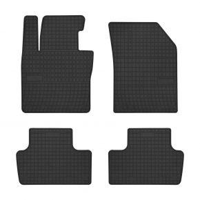 Gummi Fußmatten für VOLVO XC60 II 4-teilige 2017-up