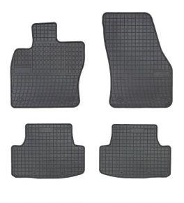 Gummi Fußmatten für SEAT ARONA 4-teilige 2017-up