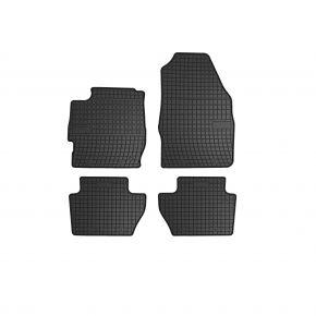Gummi Fußmatten für FORD KA+ 4-teilige 2016-