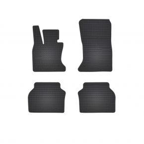 Gummi Fußmatten für BMW 5 GT (F07) 4-teilige 2017-