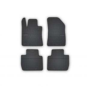 Gummi Fußmatten für PEUGEOT 508 II 4-teilige 2011-up