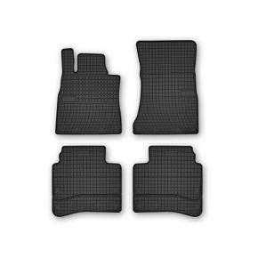 Gummi Fußmatten für MERCEDES S-CLASS W222 SEDAN LONG 4-teilige 2013-up