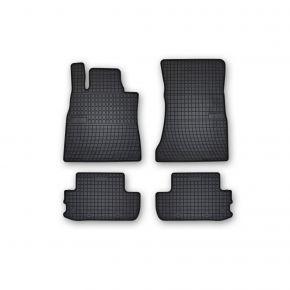 Gummi Fußmatten für MERCEDES S-CLASS W222 COUPE 4-teilige 2013-up