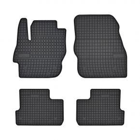 Gummi Fußmatten für MAZDA 3 II 4-teilige 2010-2013