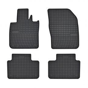Gummi Fußmatten für VOLVO V60 II 4-teilige 2018-up