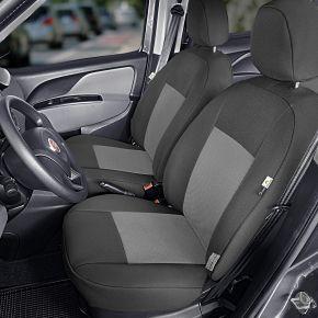 Autositzbezüge Tailor Made 1+1 für FIAT DOBLO IV (2015→)