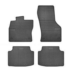 Gummi Fußmatten für VOLKSWAGEN PASSAT B8 4-teilige 2014-up