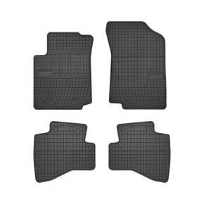 Gummi Fußmatten für TOYOTA AYGO II 4-teilige 2014-up