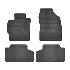 Gummi Fußmatten für TOYOTA COROLLA X E14, E15 4-teilige 2006-2013