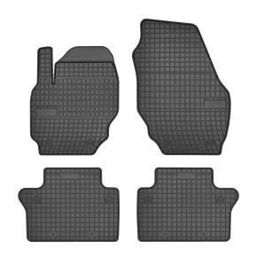 Gummi Fußmatten für VOLVO V60 4-teilige 2011-2018