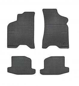 Gummi Fußmatten für SEAT AROSA 4-teilige 1997-2005