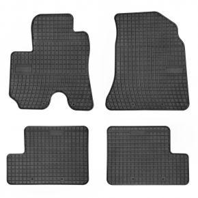 Gummi Fußmatten für TOYOTA RAV 4 II 3d. 4-teilige 2000-2005
