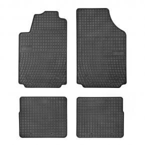 Gummi Fußmatten für AUDI A2 4-teilige 2000-2005