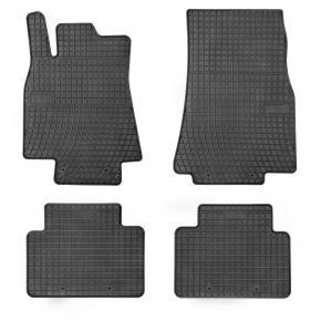 Gummi Fußmatten für MERCEDES A-CLASS W169 4-teilige 2004-2012