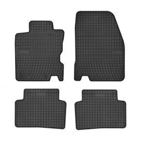 Gummi Fußmatten für RENAULT KADJAR 4-teilige 2015-up