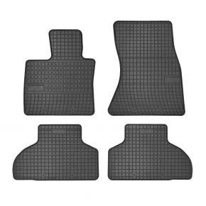 Gummi Fußmatten für BMW X5 (F15) 4-teilige 2013-