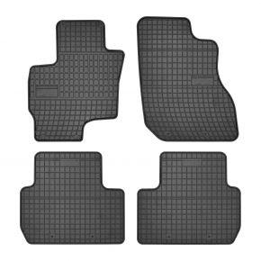 Gummi Fußmatten für MITSUBISHI OUTLANDER III PHEV 4-teilige 2014-up