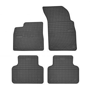 Gummi Fußmatten für AUDI Q7 II 4-teilige 2015-