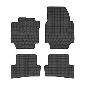 Gummi Fußmatten für RENAULT CAPTUR 4-teilige 2013-up