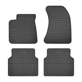 Gummi Fußmatten für AUDI A8 D4 4-teilige 2010-