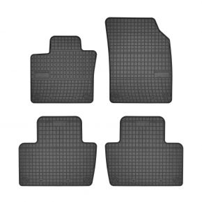 Gummi Fußmatten für VOLVO XC90 II 4-teilige 2015-up