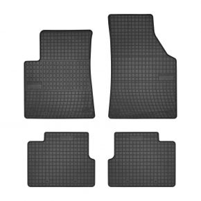 Gummi Fußmatten für JEEP CHEROKEE KL 4-teilige 2014-up