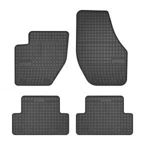 Gummi Fußmatten für VOLVO V40 II 4-teilige 2012-2019