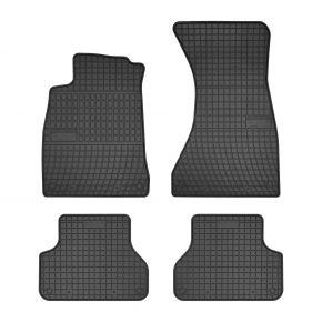 Gummi Fußmatten für AUDI A4 (B9) 4-teilige 2015-