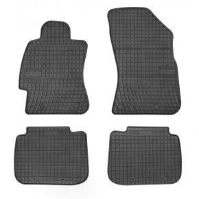 Gummi Fußmatten für SUBARU OUTBACK V 4-teilige 2014-up