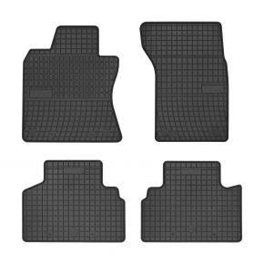 Gummi Fußmatten für INFINITI Q50 4-teilige 2013-up