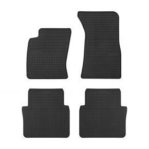 Gummi Fußmatten für AUDI A8 D3  4-teilige 2002-2009