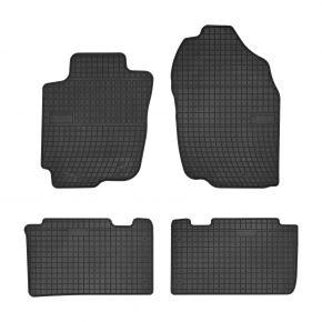 Gummi Fußmatten für TOYOTA RAV 4 IV 4-teilige 2013-up