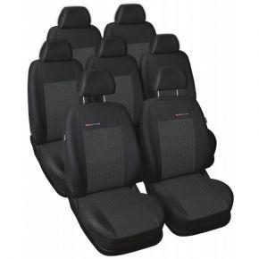 Autositzbezüge für OPEL ZAFIRA A FL, 7 Sitze