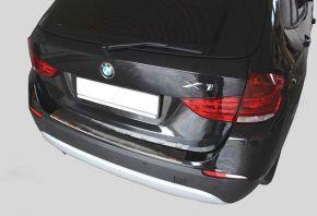 Edelstahl-Ladekantenschutz für BMW X1 E84