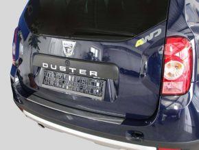 Edelstahl-Ladekantenschutz für Dacia Duster